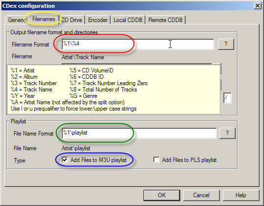 CDex - Configuration and Use for Ripping CDs to MP3 format - SaferPC